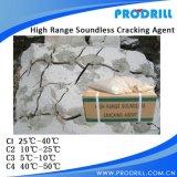 Agents non explosifs de démolition de Prodrill Crackmax 45MPa