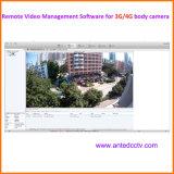 3G 4G GPS WiFi에 선택 HD 1080P 경찰 영상 바디에 의하여 착용되는 사진기