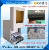 машина маркировки лазера волокна 20With30With50W для нержавеющей стали