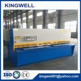 Machine automatique de cisaillement de tôle métallique hydraulique (QC12Y-8X3200)