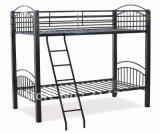 Fabrik-Großverkauf-Metalleinzelnes Bett für Arbeitskraft