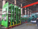 Vulcaniseur en caoutchouc haute performance / presse à vulcanisation en plaques (XLB-DQ1200X1200X2)