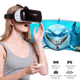 Recevoir le cas de Vr le plus neuf personnalisé par OEM en verre du virtual reality 3D