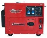 Generador silencioso diesel portable de Yarmax con el Ce 5.5kw 5.5kVA