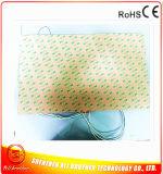 almofada de calefator 600*300*1.5mm da borracha de silicone do calefator do aquário 110V