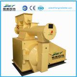 Máquina de la granulación con el alimentador lleno del acero inoxidable