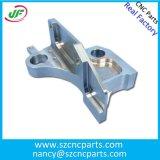 Части Lathe CNC высокой точности подвергая механической обработке и Knurling, части CNC подвергая механической обработке