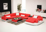 G8009贅沢な家具の本革のソファーの新しいモデル