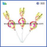 Embaladora del Lollipop doble de la torcedura