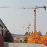 平屋建家屋の工場Offere 4-12tのタワークレーン