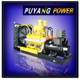 ensemble se produisant diesel d'armature ouverte de 250kw Shangchai