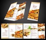 Service d'impression cosmétique de catalogue/brochure/brochure d'offre