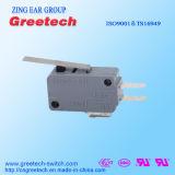 Haushaltsgerät-elektrischer wasserdichter Mikroschalter mit UL