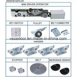 Systeem van de Deur van de Ingang van de Motor van Dunker het Automatische Glijdende