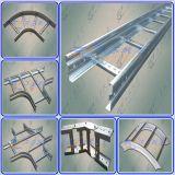 Bandeja de cables de acero HDG con UL, Ce, GOST, TUV