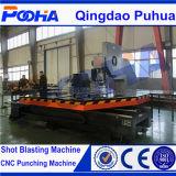 Equipo simple de la prensa de sacador de la hoja del CNC del orificio multi de las dimensiones de una variable