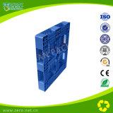 Pálete plástica nova do plástico do HDPE dos produtos de 1 tonelada