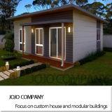La casa prefabricada de la alta calidad para la venta/el transporte fácil e instala/la casa del paquete plano/abuelita/barato la casa