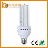 セリウムRoHS高い内腔LEDのトウモロコシランプ3年の保証の球根E27 24Wの照明4u