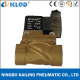 2V130-15 1/2 Inch Brass Material Solenoid Pilot Operated Valve