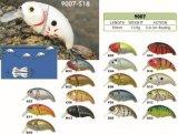 Les pêcheurs de bonne qualité choisissent l'attrait détraqué joint de pêche d'amorce