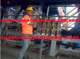 Machine de jonction chaude en acier de bande de conveyeur de faisceau