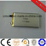 3.7V Li Polymer batterie Li Ion 430mAh Batteries