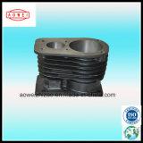 Doublure de cylindre/chemise de cylindre/culasse/cylindre Blcok/pour le bâti de moteur diesel/matériel de camion/bâti d'interpréteur de commandes interactif/Awgt-010