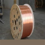 Clad de cobre Steel Wire CCS para Power Transmission
