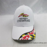La alta calidad promocional Gorra 6 paneles y gorra de béisbol de la Mujer