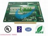 placa alta tecnologia do PWB do controle da impedância 6-Layer