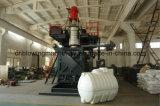 Máquina del moldeo por insuflación de aire comprimido de inyección para hacer el tanque plástico