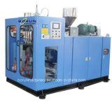 플라스틱은 Ssystem를 Deflashing를 가진 밀어남 부는 기계를 병에 넣는다