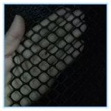 中国の製造者の黒のプラスチック網Sleebingハンク