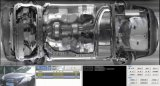 Anti-Terrorism детектора автомобильной бомбы Uvss портативный под системой охраны корабля