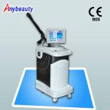 F7 laser partiel de CO2 professionnel de la verticale 30W avec le module de balayage, machine de déplacement de cicatrice