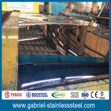 430 hojas de acero inoxidables del espejo del espesor 8k/16k/32k de 1.5 milímetros