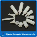 Noix Hex en nylon de noix hexagonale en plastique de DIN934 DIN 934
