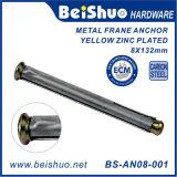 Анкер рамки Door&Window металла крепежной детали оборудования стальным покрынный цинком стальной