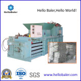 Plastic&ペットびん(HM-1)のためのHellobalerの水平の梱包機