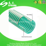 Boyau spiralé en plastique flexible à haute pression d'aspiration et de débit d'helice de PVC
