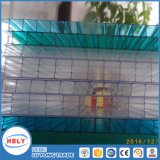 UV 외투 플라스틱 구부릴 수 있는 막는 Sunhouse에 의하여 색을 칠하는 폴리탄산염 격판덮개