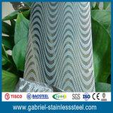 нержавеющая сталь плиты диаманта толщины 430 2mm покрывает цену