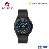 OEM van de Steun van Curren het Horloge van de Sport van de Pols van de Datum van het Roestvrij staal van het Kwarts van de Mensen van de Manier