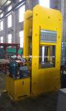 Garniture en caoutchouc de roulement d'aile de bâti de presse hydraulique de plaque