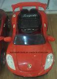 Kind-elektrisches Auto mit doppelten Motoren und Geschwindigkeits-Steuerung