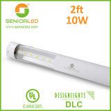 Mini luz ao ar livre do diodo emissor de luz T8 da tira 2FT 4FT do diodo emissor de luz