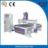 Máquina do CNC Engarving dos gabinetes de cozinha das vendas da promoção com único eixo