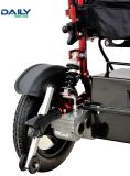 Easy Folding Economic Electric Power Wheelchair with Suspension Dp602