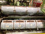 Revestimento energy-saving excelente do calefator do Aerogel para a máquina da modelagem por injeção